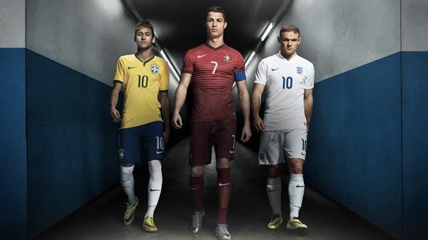 Nike mundial