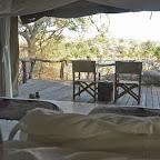 Mkulumadzi Lodge, Zeltchalet © Foto: René Schmidt | Outback Africa Erlebnisreisen