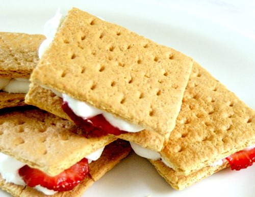 Berry S'mores Recipe