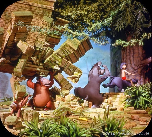 View-Master Jungle Book (B363): Scene 16