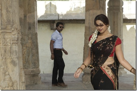 Osthi Movie Stills2