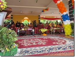 Pawai Budaya Kabupaten Kuantan Singingi di Hadiri Mambang Mit Wagub Riau 2