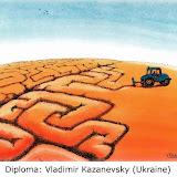 Diploma: Vladimir Kazanevsky (Ukraine)