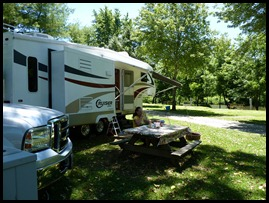 Piney Creek NC-Rivercamp USA