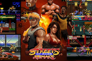 Streets Of Rage Remake 5