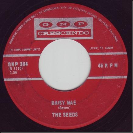 seeds daisy mae