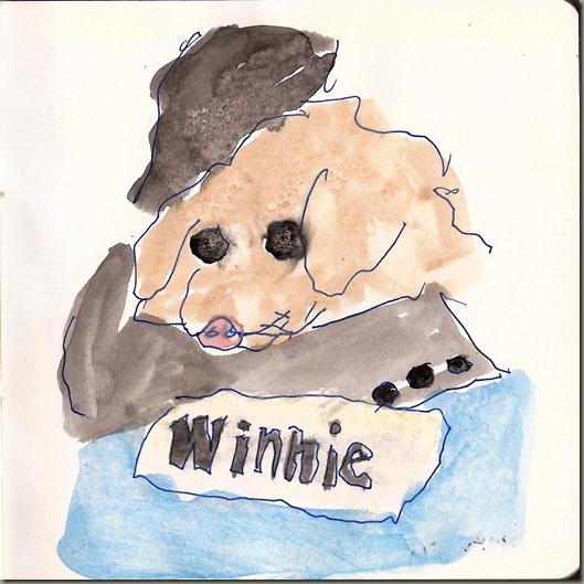 BART Dog Winnie 1-23 color