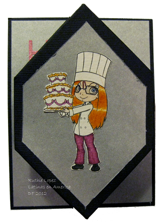 Chef Ariel Simply - Betty Stamps