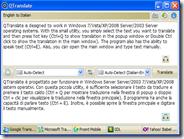 QTranslate traduttore lingue per il desktop con sintetizzatore vocale integrato