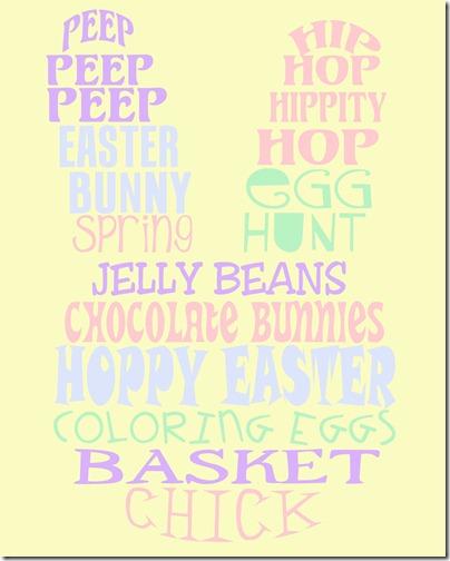 Easter-Freebie