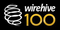 wirehive100 logo
