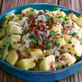 Hudson's Favorite Potato Salad