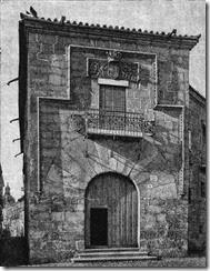 Casa de María la Brava 1890