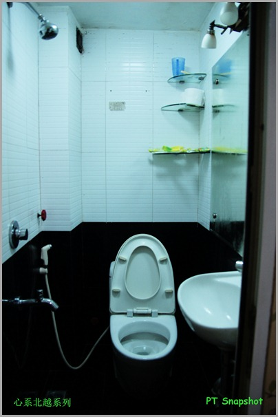 Friendly Backpackers Hostel Toilet