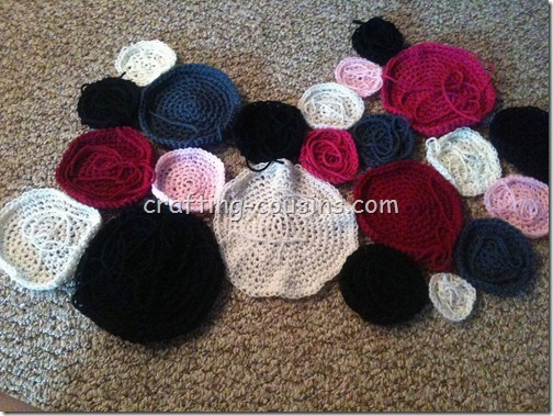 Crochet Circle Rug (3)