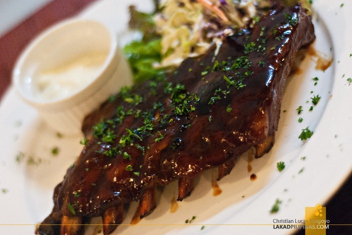 Millie's Baby Back Ribs at Microtel MOA