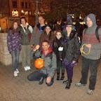 Halloween éjszakai jelmezes túra