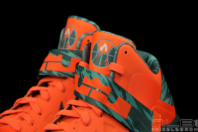 lebrons soldier6 orange camo 37 web black The Showcase: Nike Zoom Soldier VI Orange & Hasta Camo
