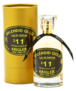 Krigler Splendid Gold 211 fragrance