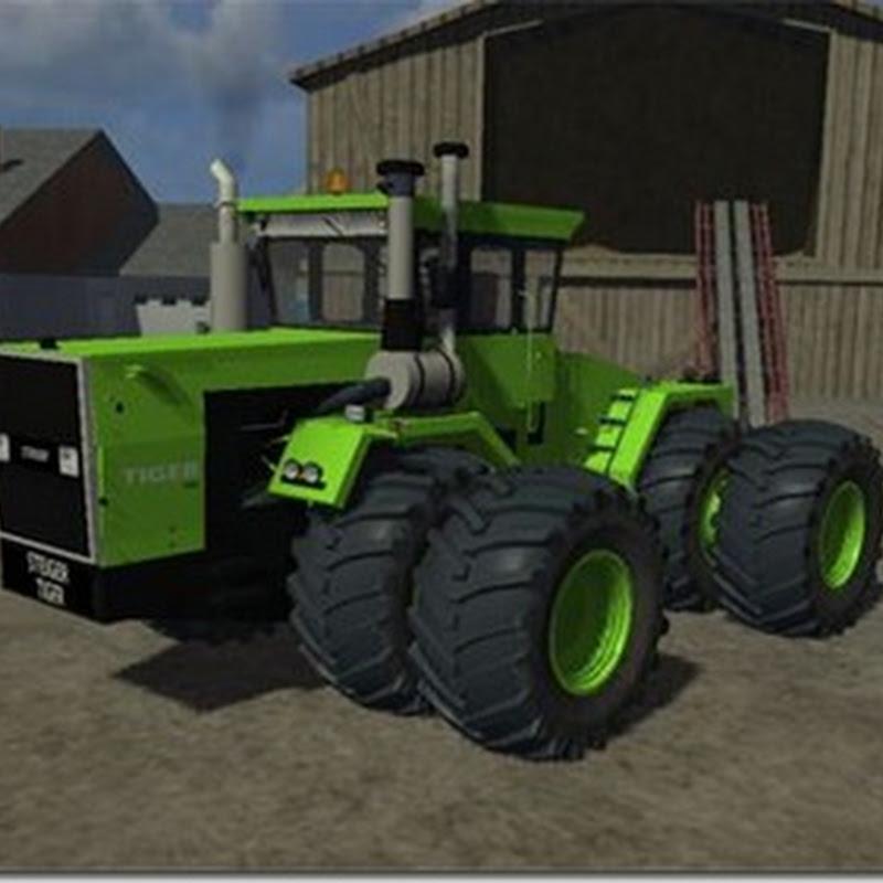Farming simulator 2011 - Steiger Tiger III 450 V1.3 (Trattore)