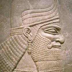 50 - Relieve de Assurbanipal