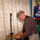 Greyhound Bluesband en B.J. Hegen in de Spil - Foto's Reinold Lowes