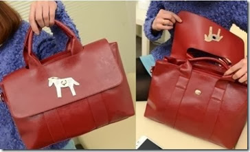 ID 6647 (183.000) - PU Leather, 24 x 33 x13, talpan