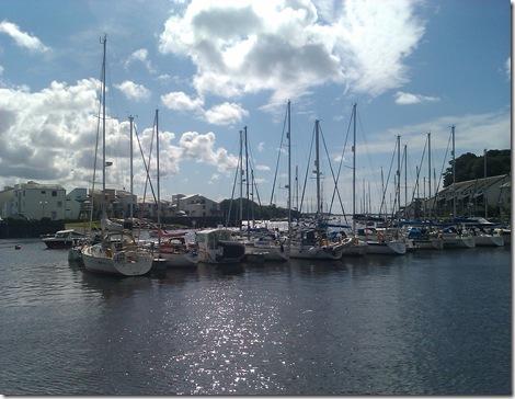 Porthmadog Harbour