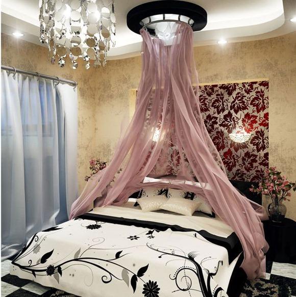 dormitorios románticos y sensuales