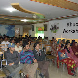 Neengar society of Youngsters, Multan - Khudi Workshop