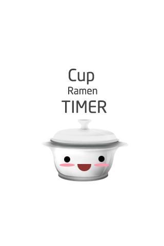 Cup Ramen Timer