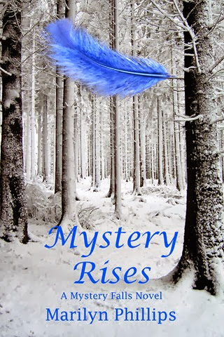 {Cover Reveal} Mystery Rises by Marilyn Phillips