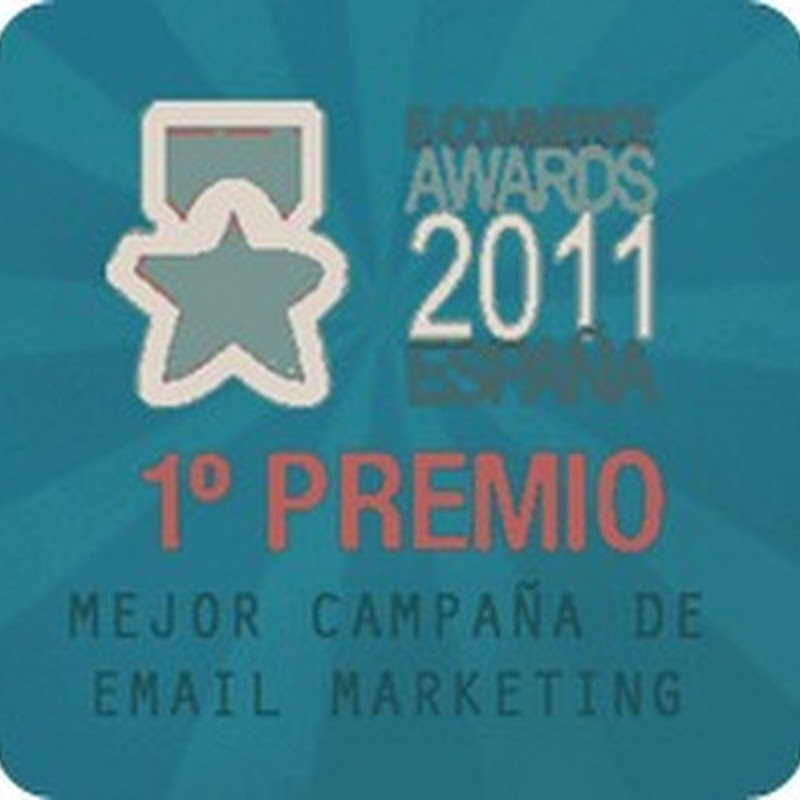 Mejor campaña de email marketing de España