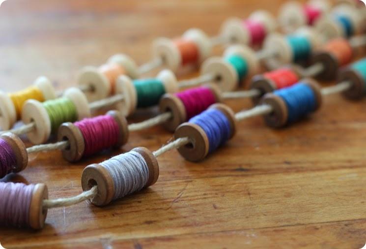 spool and thread garland from alwaysinwonder (14)