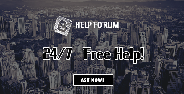 Blogger Help Forum