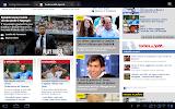 Motorola Xoom - browser web chrome