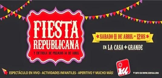Fiesta Republicana 2015 en Rivas