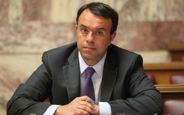Στα Καλλιγάτα ο αν. υπουργός Οικονομικών, Χρήστος Σταϊκούρας