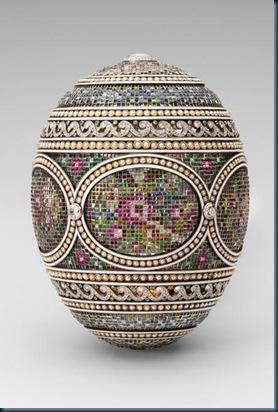 Huevo Mosaico