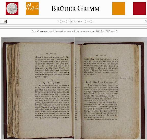 """Święta Pani Kummernis"" - opowieść braci Grimm"