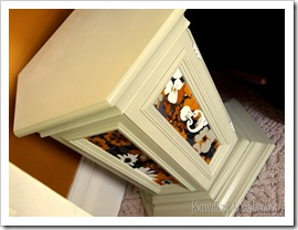 How to Make Fabric Inlays on Furniture