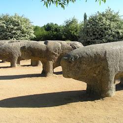 07.- Toros de Guisando