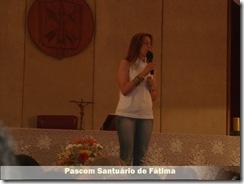 Adriana dá testemunho