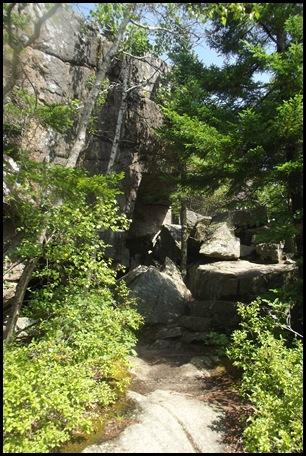 Gorham Mountain Hike 029