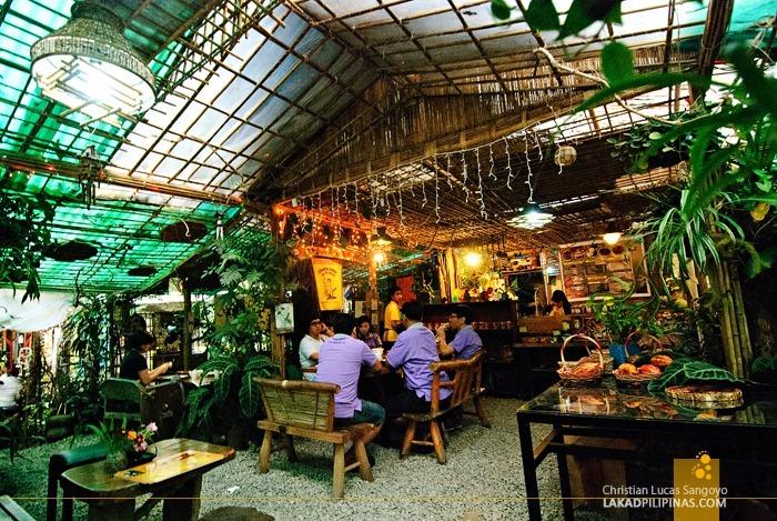 Baguio City's Choco-Late de Batirol