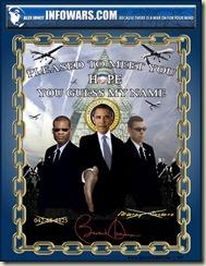 Obama pleased to meet you blue alex jones copy