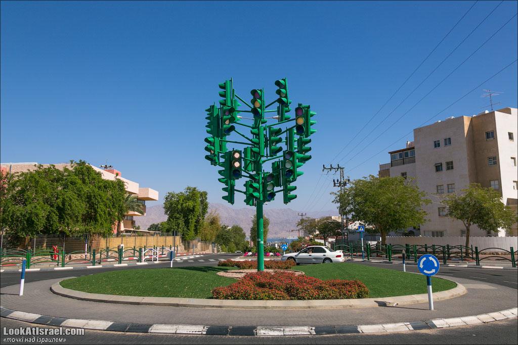 Проект блога LookAtIsrael.com о городах Израиля. Эйлат