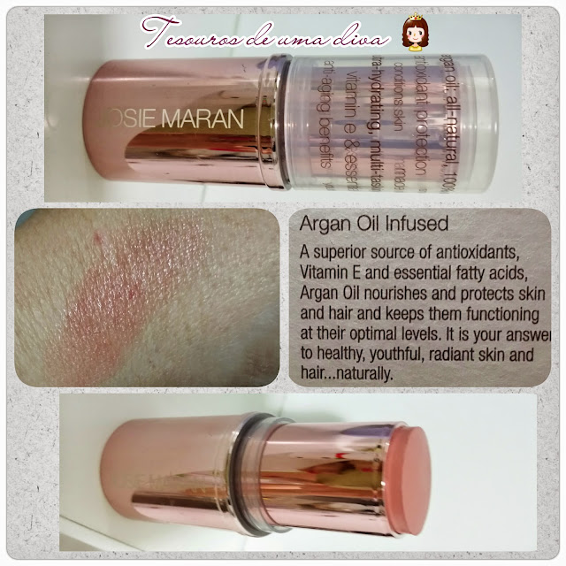 Argan Color Stick, da Josie Maran