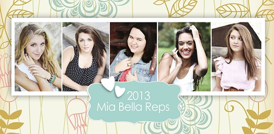 Mia Bella Photography Senior Rep Program