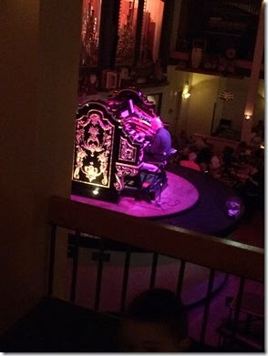 Organ Stop Pizza
